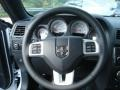 Dark Slate Gray Steering Wheel Photo for 2013 Dodge Challenger #71748765