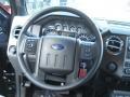 2012 Tuxedo Black Metallic Ford F250 Super Duty XLT SuperCab 4x4  photo #18