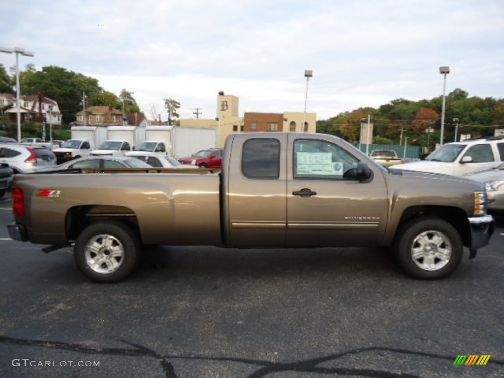 2013 chevrolet silverado 1500 lt extended cab 4x4 in mocha html autos post. Black Bedroom Furniture Sets. Home Design Ideas