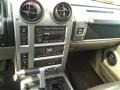 Controls of 2003 H2 SUV