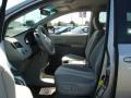 2012 Silver Sky Metallic Toyota Sienna LE AWD  photo #7