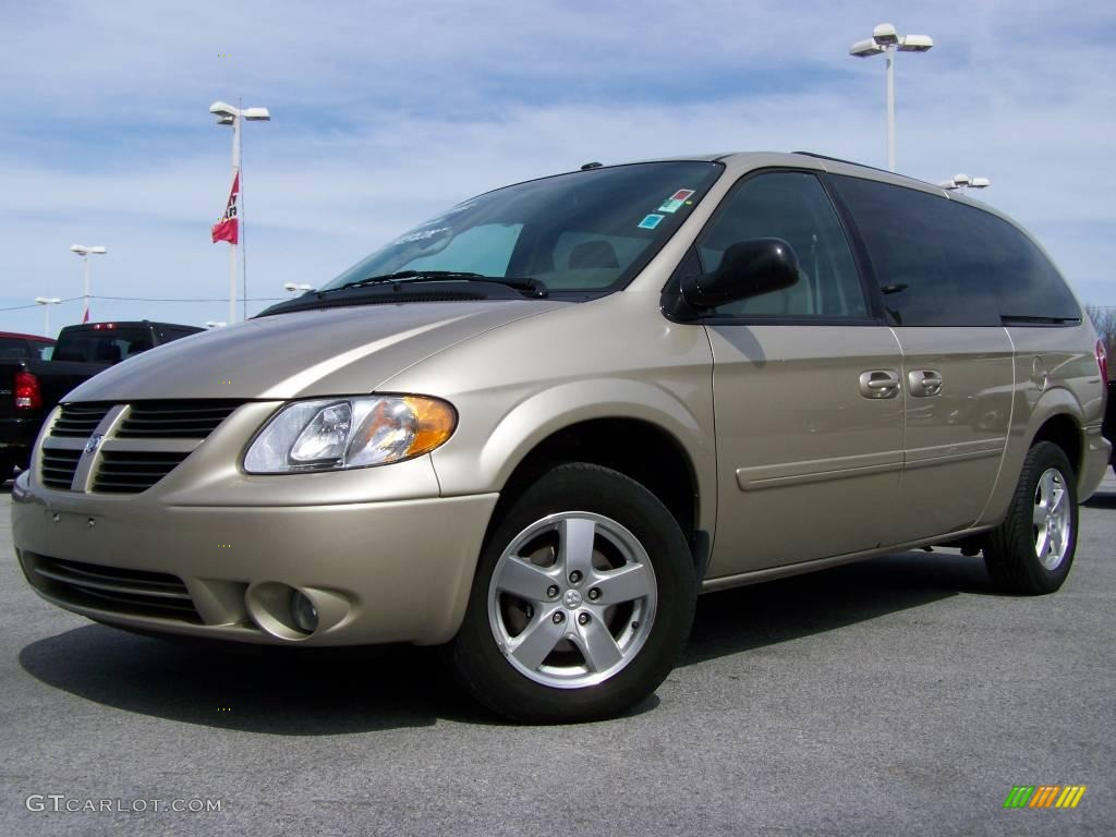 2006 dodge grand caravan sxt linen gold metallic color dark khaki. Cars Review. Best American Auto & Cars Review