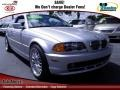 Titanium Silver Metallic 2000 BMW 3 Series 323i Coupe