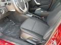 2013 Ruby Red Ford Fiesta SE Hatchback  photo #18