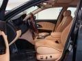 Cuoio 2006 Maserati Quattroporte Interiors