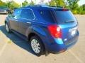 2010 Navy Blue Metallic Chevrolet Equinox LT  photo #5