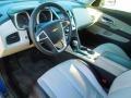 2010 Navy Blue Metallic Chevrolet Equinox LT  photo #27