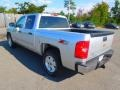 2013 Silver Ice Metallic Chevrolet Silverado 1500 LT Crew Cab 4x4  photo #5