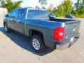 2012 Blue Granite Metallic Chevrolet Silverado 1500 LS Crew Cab  photo #5