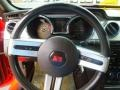 Dark Charcoal Steering Wheel Photo for 2006 Ford Mustang #71812302
