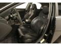 Ebony Front Seat Photo for 2009 Cadillac CTS #71814486