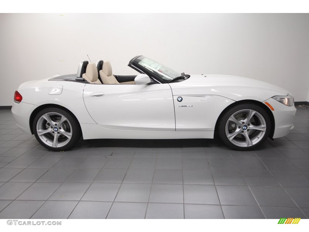Alpine White 2013 Bmw Z4 Sdrive 28i Exterior Photo