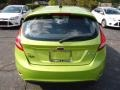 2013 Lime Squeeze Ford Fiesta SE Hatchback  photo #3