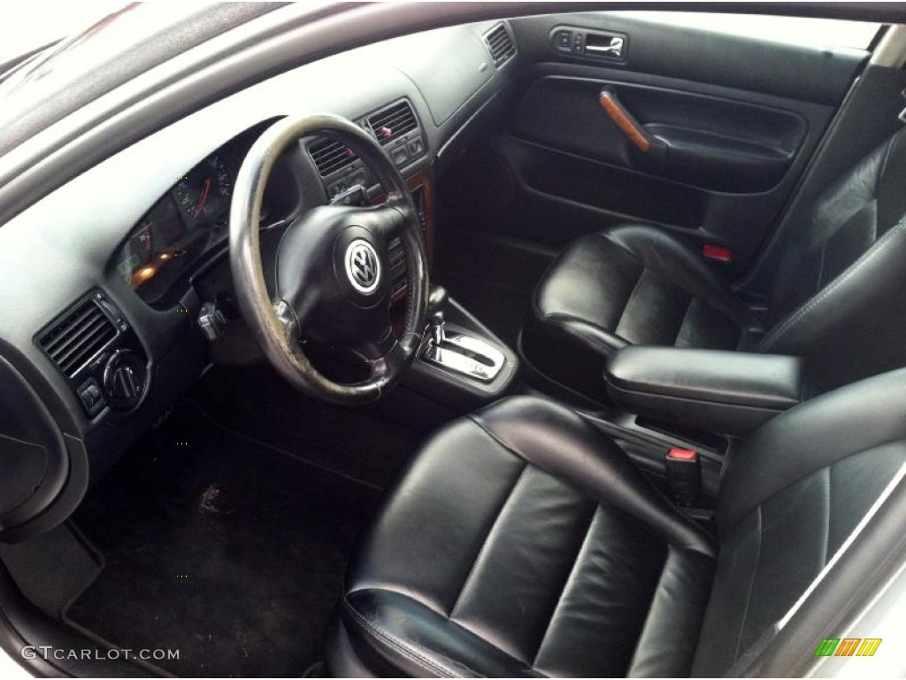 2001 Volkswagen Jetta Glx Vr6 Sedan Interior Photo 71824802