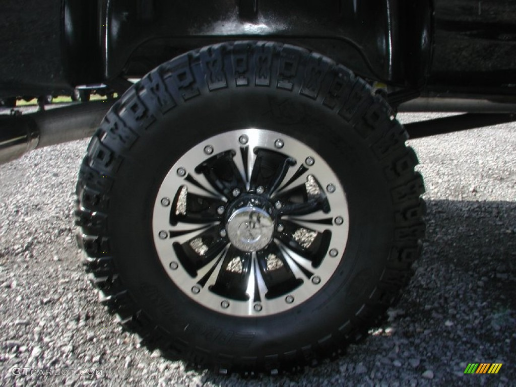 2001 dodge ram 2500 st quad cab 4x4 custom wheels photo 71827521. Black Bedroom Furniture Sets. Home Design Ideas