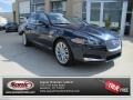 Azurite Blue Metallic 2012 Jaguar XF Portfolio