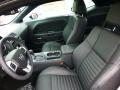 Dark Slate Gray Front Seat Photo for 2012 Dodge Challenger #71839977