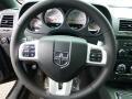 Dark Slate Gray Steering Wheel Photo for 2012 Dodge Challenger #71840117