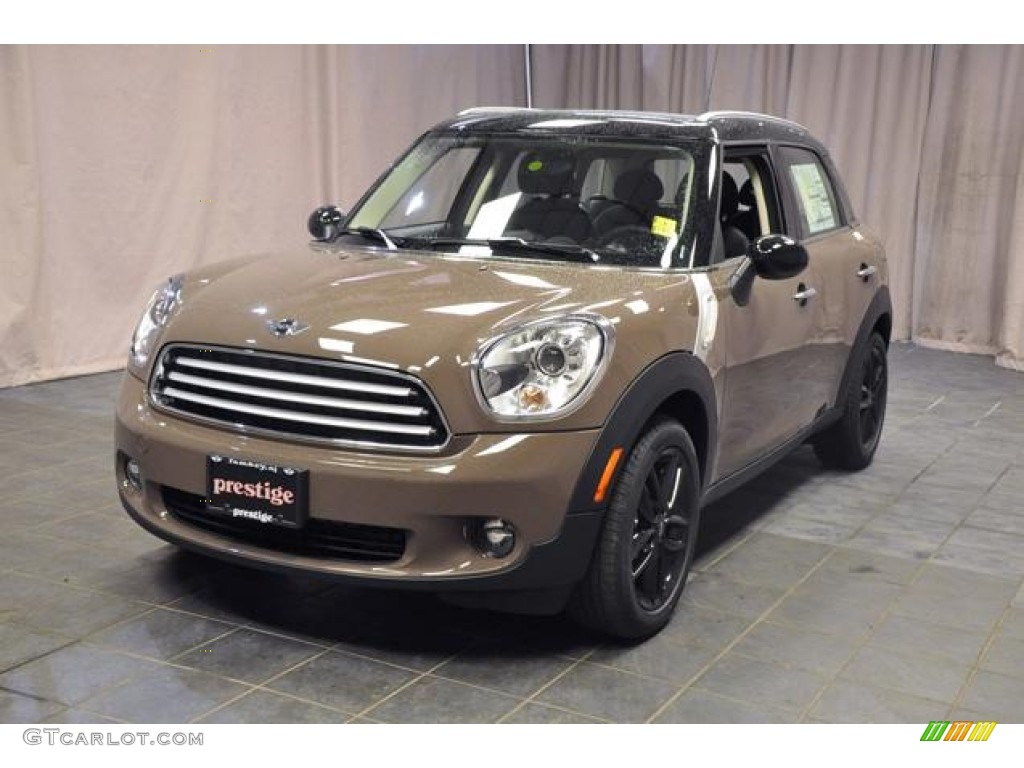 2012 light coffee mini cooper countryman 71819257 car color galleries. Black Bedroom Furniture Sets. Home Design Ideas