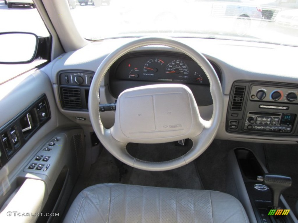 1996 Chevrolet Impala Ss Gray Steering Wheel Photo