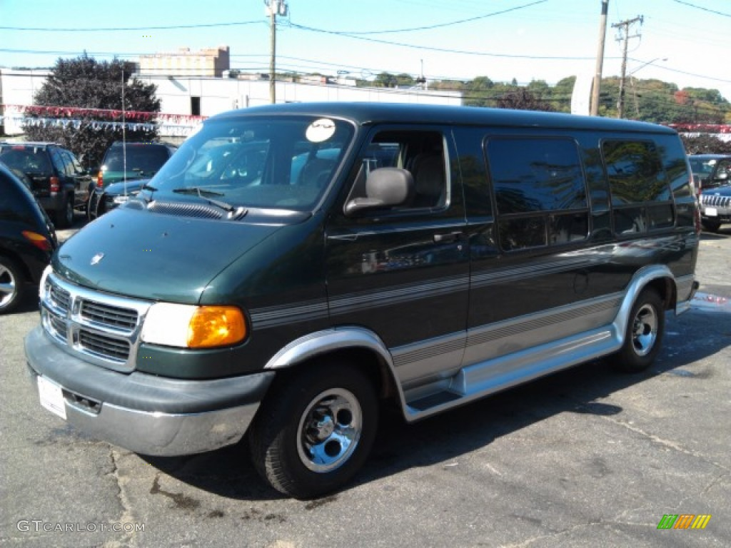 2002 Ram Van 1500 Passenger Conversion