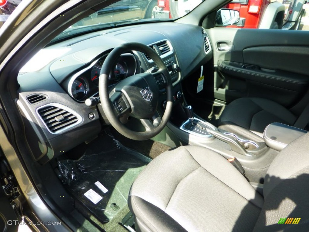 2013 Dodge Avenger Se Interior The Image Kid Has It