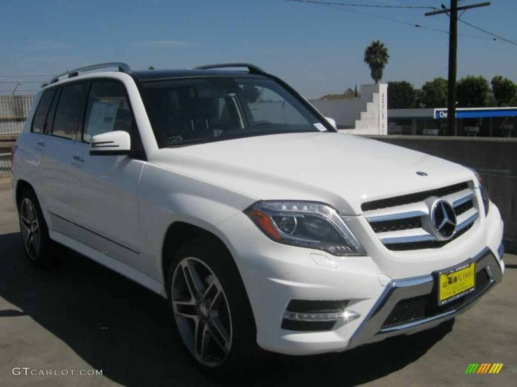 2013 polar white mercedes benz glk 350 71852857 for Mercedes benz polar white paint