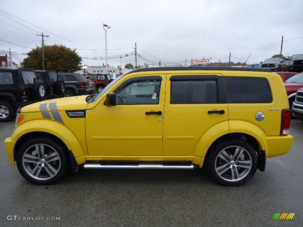 Detonator Yellow 2011 Dodge Nitro Shock 4x4 Exterior Photo #71855553 ...