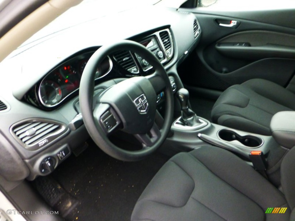 2013 Dodge Dart SE interior Photo #71855905 | GTCarLot.com