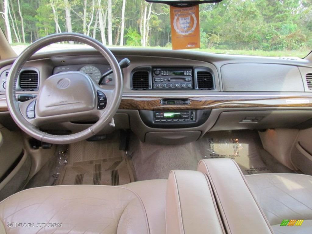 1998 mercury grand marquis ls dashboard photos