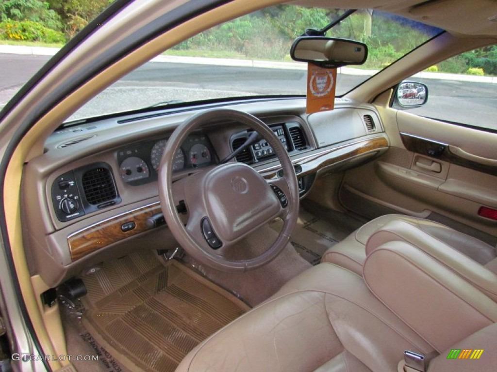 Medium parchment interior 1998 mercury grand marquis ls photo 71863745