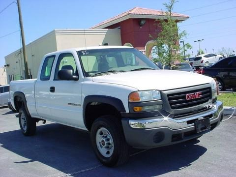 2004 gmc sierra 2500hd work truck extended cab data info and specs. Black Bedroom Furniture Sets. Home Design Ideas