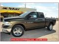 2012 Sagebrush Pearl Dodge Ram 1500 Lone Star Quad Cab 4x4  photo #1