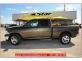 2012 Sagebrush Pearl Dodge Ram 1500 Lone Star Quad Cab 4x4  photo #3