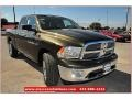 2012 Sagebrush Pearl Dodge Ram 1500 Lone Star Quad Cab 4x4  photo #11