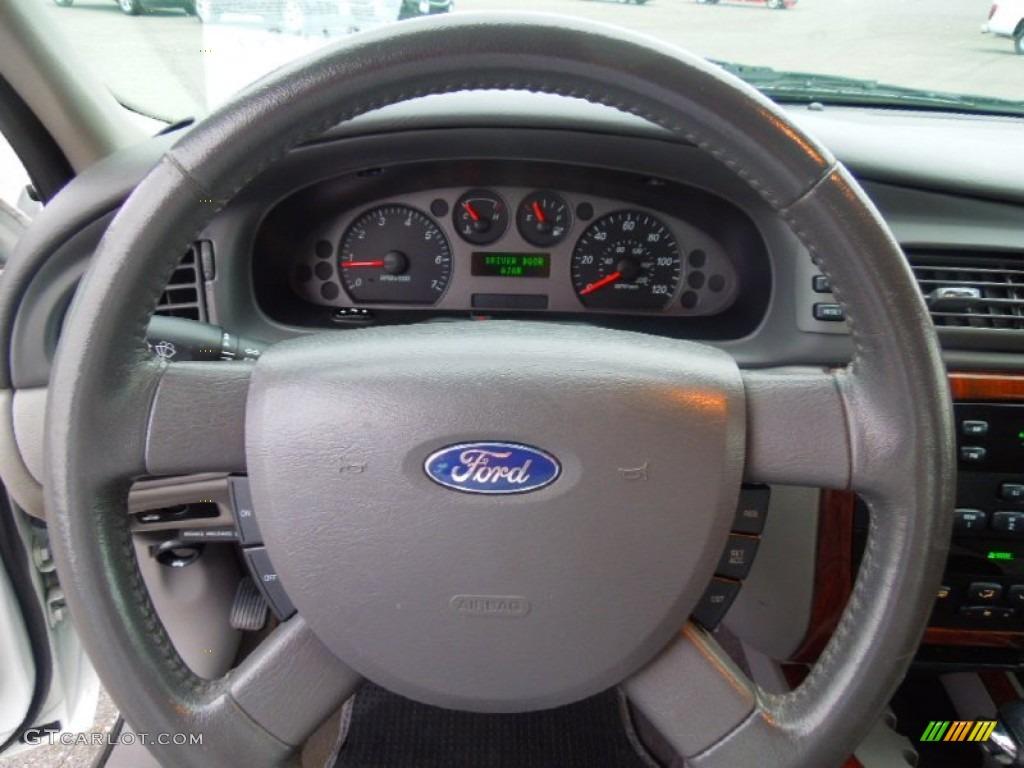 2004 ford taurus sel sedan medium graphite steering wheel. Black Bedroom Furniture Sets. Home Design Ideas