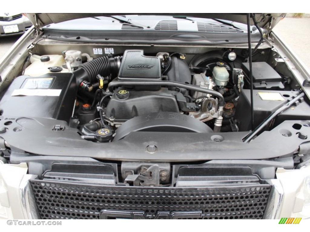 2002 gmc envoy slt 4x4 4 2 liter dohc 24 valve vortec inline 6 cylinder engine photo 71908377. Black Bedroom Furniture Sets. Home Design Ideas