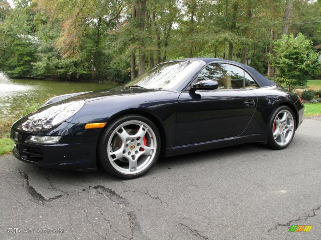 2006 porsche 911 carrera s cabriolet exterior photos. Black Bedroom Furniture Sets. Home Design Ideas