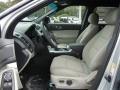 Medium Light Stone Interior Photo for 2013 Ford Explorer #71917410