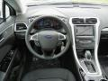 Charcoal Black Dashboard Photo for 2013 Ford Fusion #71918354