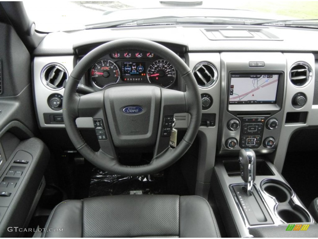 heres what my 2013 looks like - 2014 Ford F150 Fx4 Interior