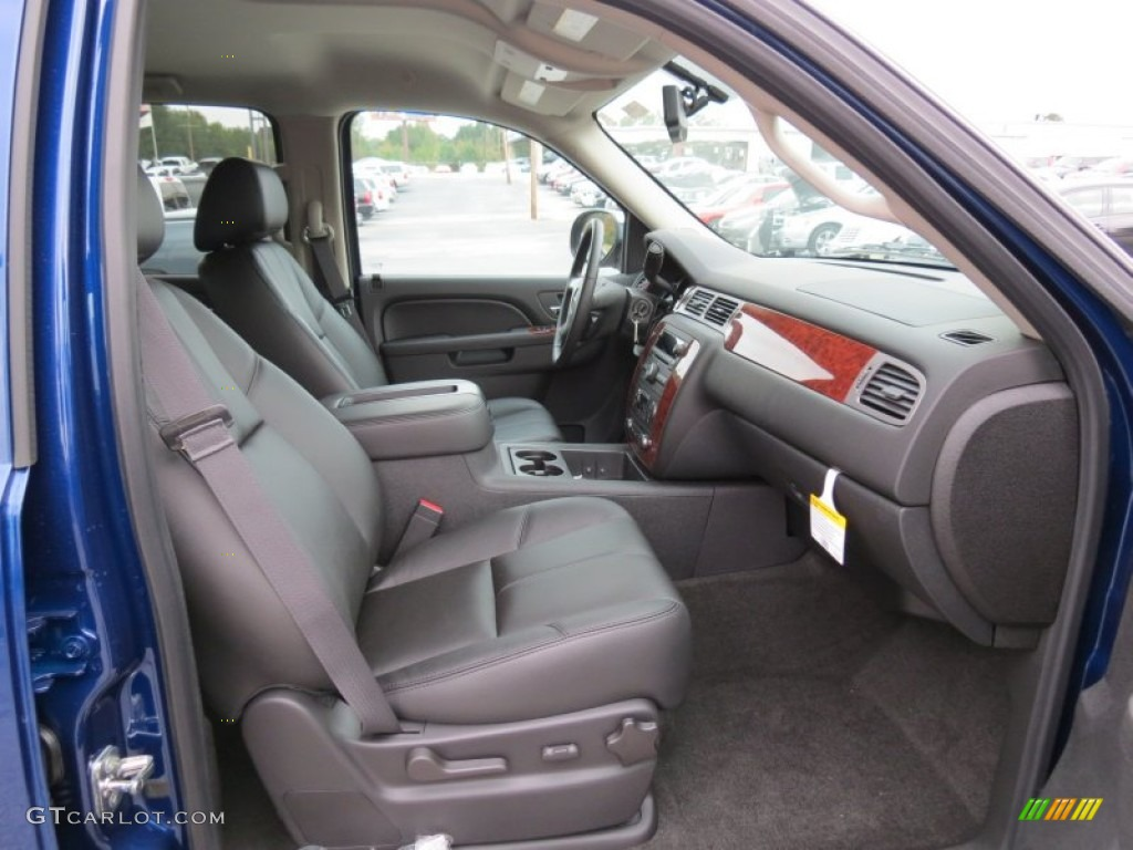 chevrolet avalanche interior ebony - photo #23