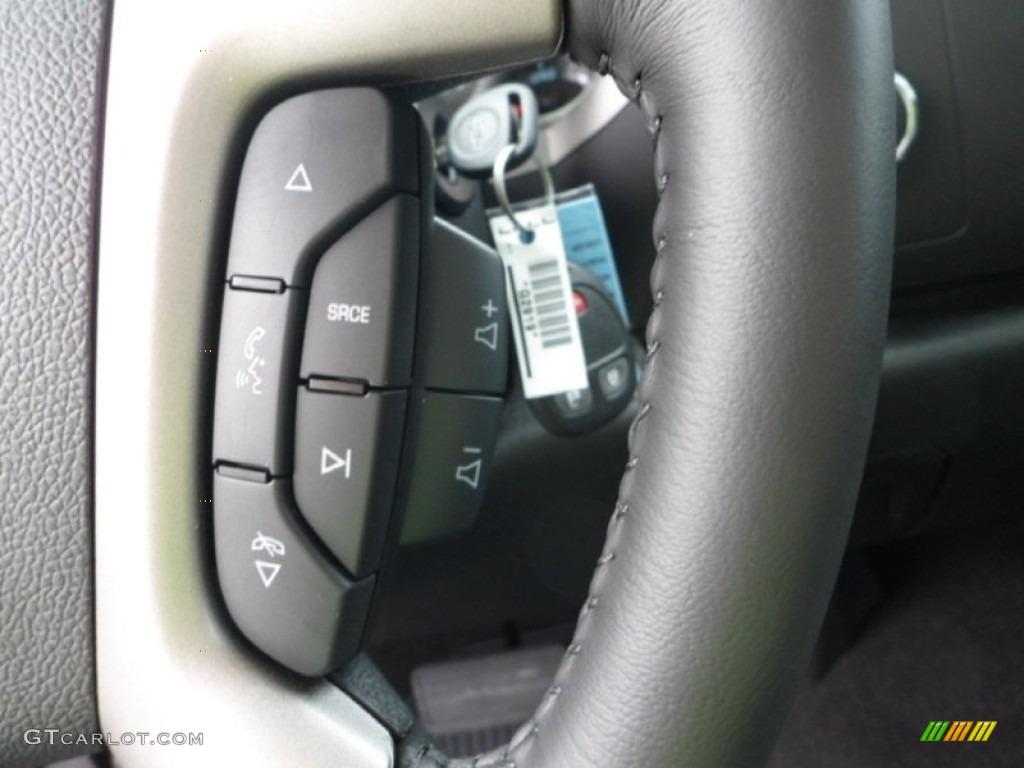 2013 Silverado 1500 LT Regular Cab 4x4 - Black / Ebony photo #19
