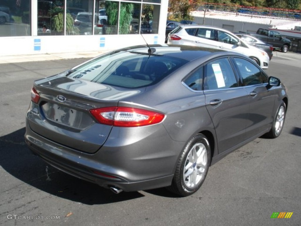 Sterling Gray Metallic 2013 Ford Fusion Se Exterior Photo 71931645