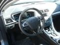 Charcoal Black Steering Wheel Photo for 2013 Ford Fusion #71931693