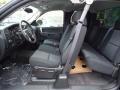 2013 Black Chevrolet Silverado 1500 LT Extended Cab 4x4  photo #14