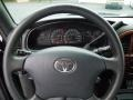 2006 Toyota Tundra Dark Gray Interior Steering Wheel Photo