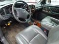 2006 Toyota Tundra Dark Gray Interior Prime Interior Photo