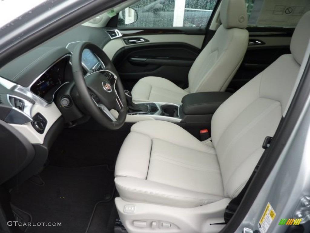 Light Titanium Ebony Interior 2013 Cadillac Srx Luxury Awd Photo 71934077