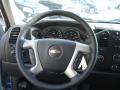 2012 Silver Ice Metallic Chevrolet Silverado 1500 LT Extended Cab 4x4  photo #18